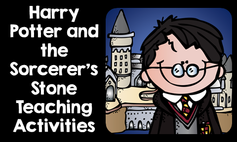 Harry Potter and the Sorcerer's Stone Teaching Activities