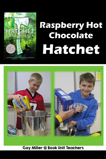 Hatchet by Gary Paulsen Activities