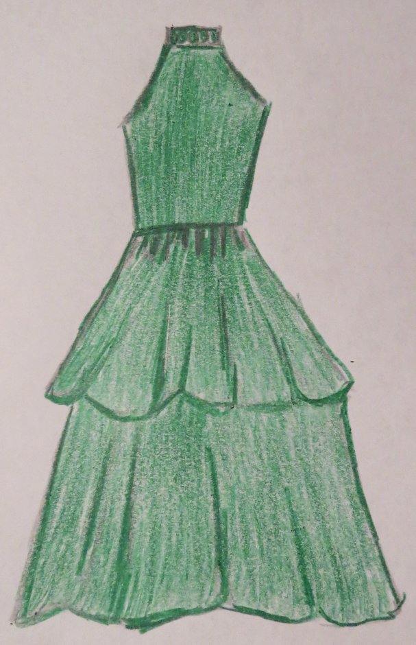 Te Hundred Dresses Drawing/Writing Project