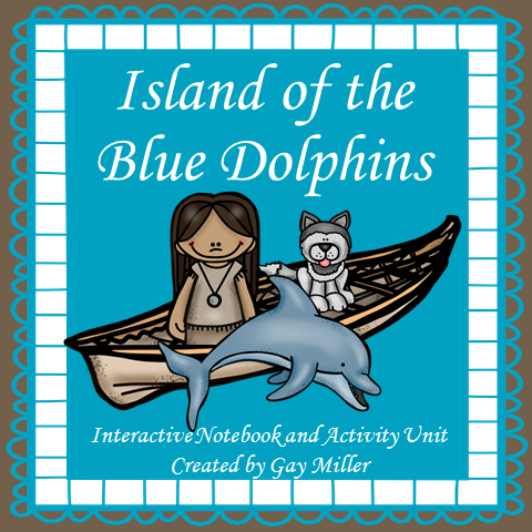 Island of the Blue Dolphins at Teachers Pay Teachers