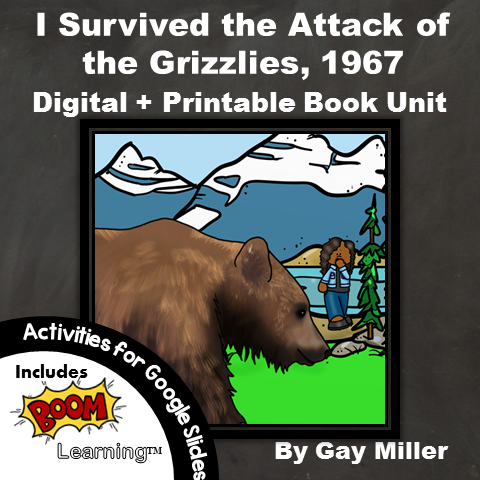 17-I Survived the Attack of the Grizzlies, 1967