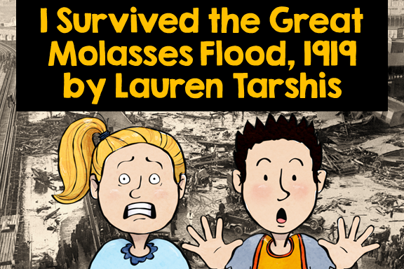 I Survived the Great Molasses Flood, 1919