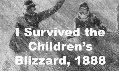 I Survived the Children's Blizzard, 1888 Teaching Ideas