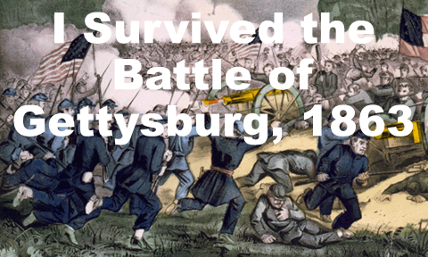 Teaching Ideas and Book Unit Samples for I Survived the Battle of Gettysburg, 1863