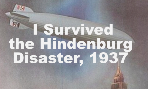 Teaching Ideas and Book Unit Samples for I Survived the Hindenburg Disaster, 1937