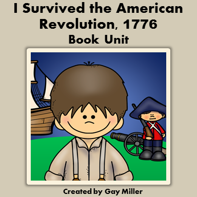 I Survived the American Revolution, 1776 Book Ideas