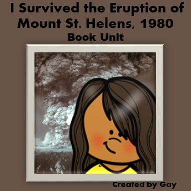I Survived the Eruption of Mount St. Helens, 1980 Book Ideas