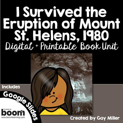 14-I Survived the Eruption of Mount St. Helens, 1980