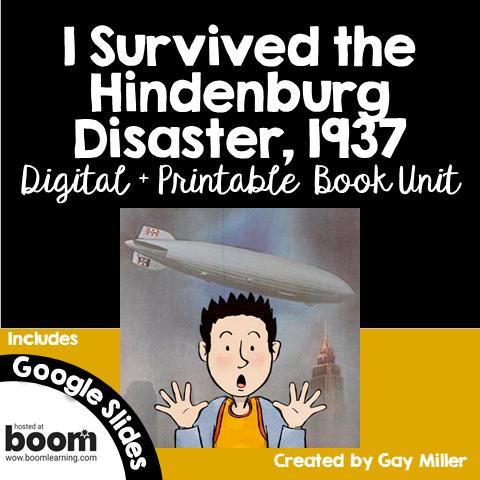 13-I Survived the Hindenburg Disaster, 1937