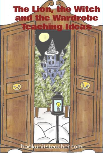 Check out teaching ideas and free novel study samples for The Lion, the Witch and the Wardrobe.