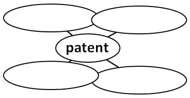 Word Web for the Word Patent