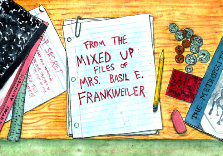 Activities to do while reading From the Mixed Up Files of Mrs. Basil E. Frankweiler