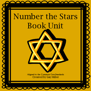 Number the Stars Book Unit