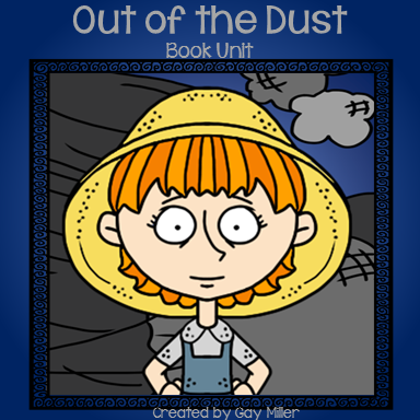 Out of the Dust Book Unit
