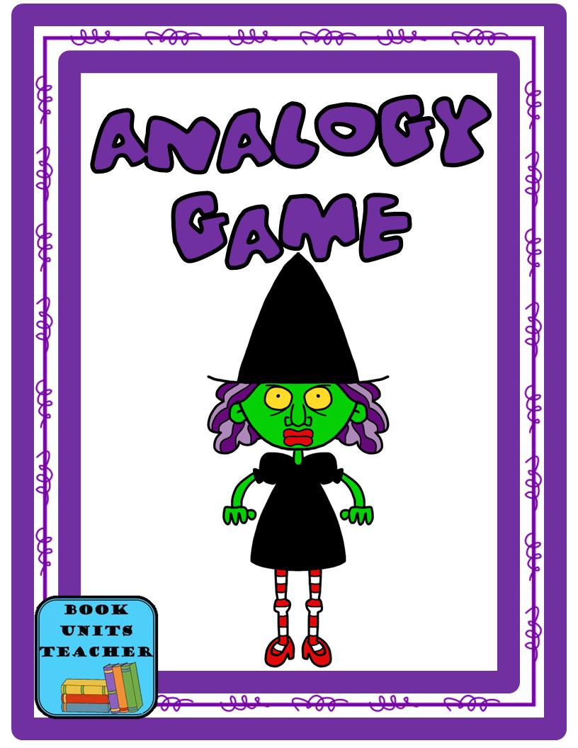Analogy Game
