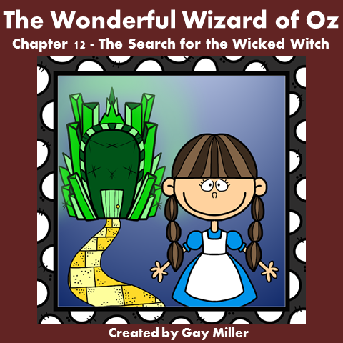 Download The Wizard of Oz Free Book Units ~ Chapter 12.
