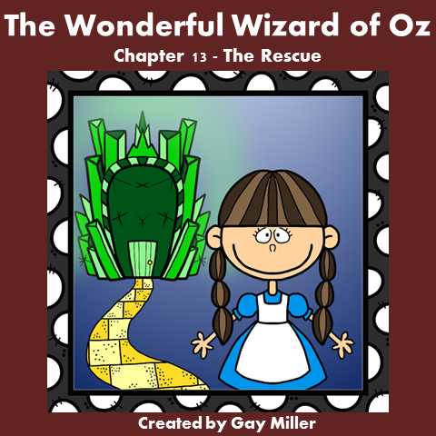 Download The Wizard of Oz Free Book Units ~ Chapter 13.