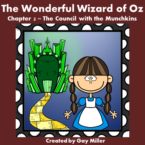 Download The Wizard of Oz Free Book Unit ~ Chapter 2.