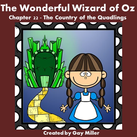 Download The Wizard of Oz Free Book Units ~ Chapter 22.