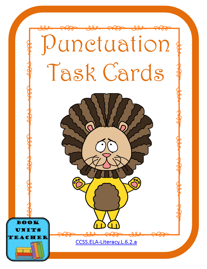 Download these FREE task cards. The task cards contain passages from The Wonderful Wizard of Oz. In this practice commas, dashes, and parentheses have been omitted. Student rewrite the sentences placing the correct punctuation around non-restrictive clauses.