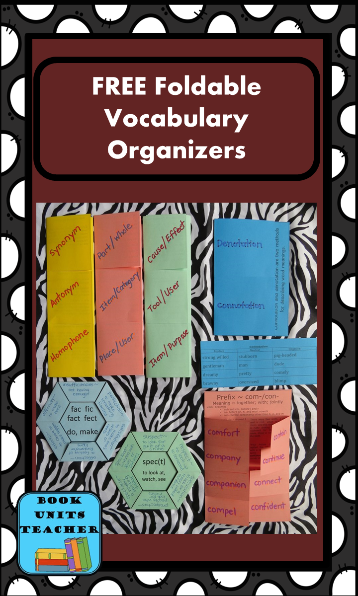 5 FREE Pronoun Foldable Graphic Organizers ~ These organizers go over rules and definitions the 6th grade Common Core Standards CCSS.ELA-Literacy.L.6.1.