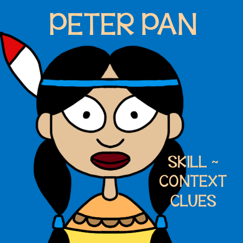 Free Peter Pan Book Unit ~ Each week collect one resource until you have the complete Peter Pan Book Unit.