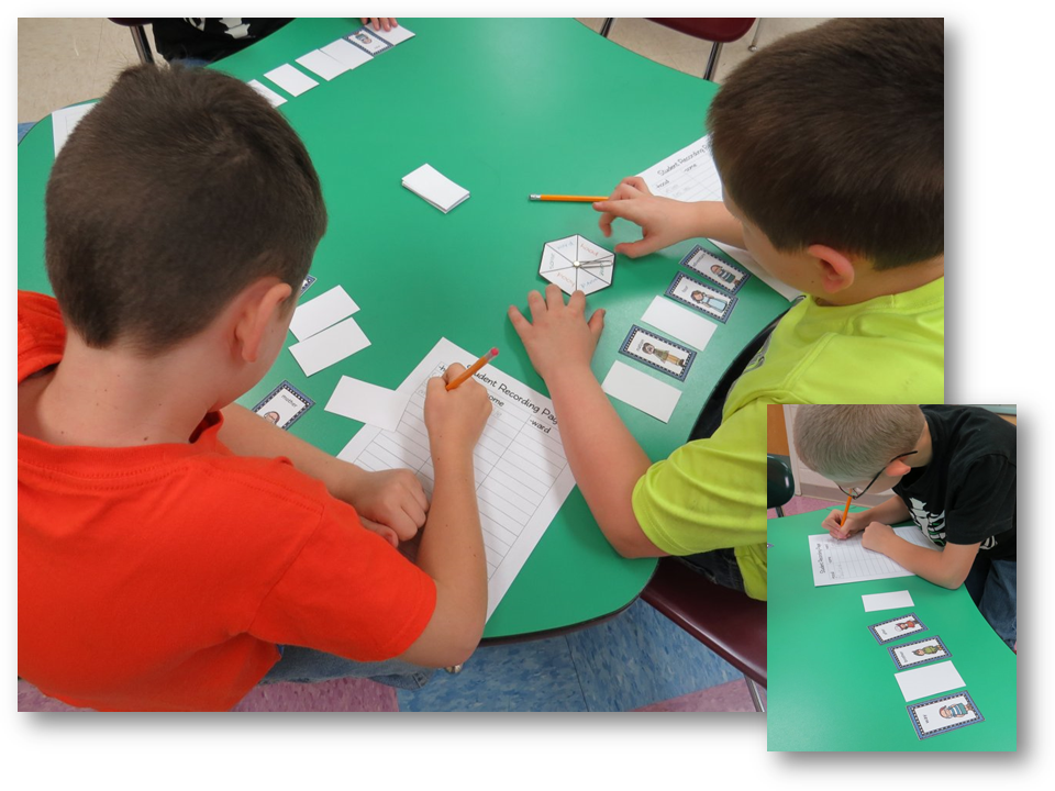 Peter Pan Word Study ~ Students had so much fun playing this suffix game that they asked if they could play it again the next day.