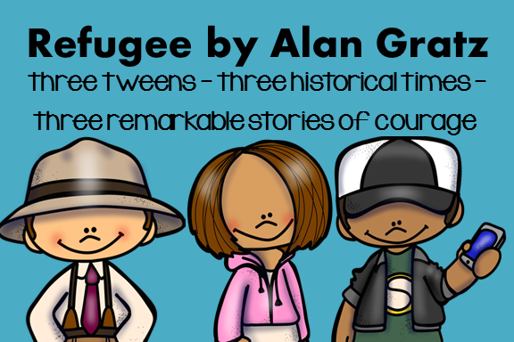 Refugee by Alan Gratz Teaching Ideas