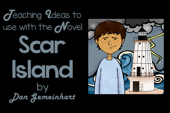 Scar Island Teaching Ideas