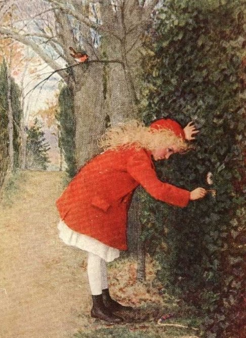 The Secret Garden Chapter 8 - Story and Printable Worksheets