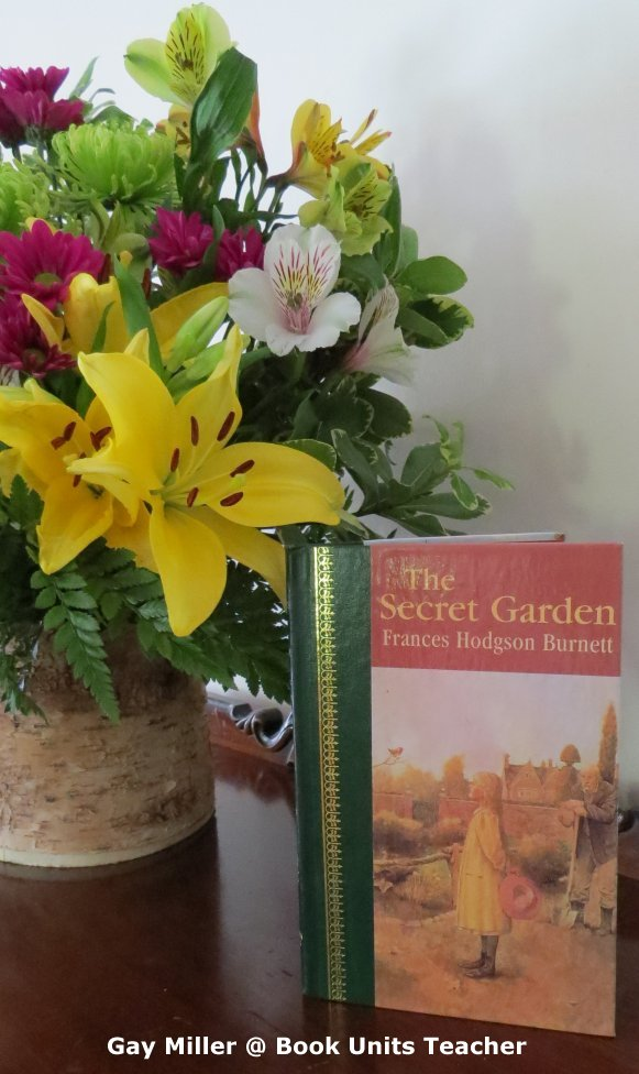 Free Book Unit for The Secret Garden