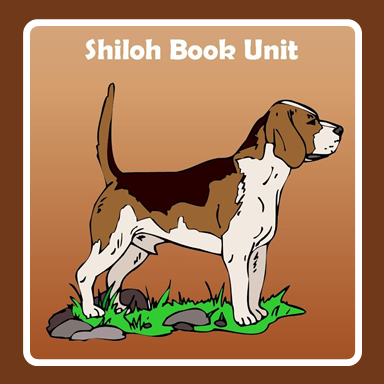 Shiloh Book Unit