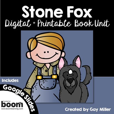 Stone Fox Book Unit