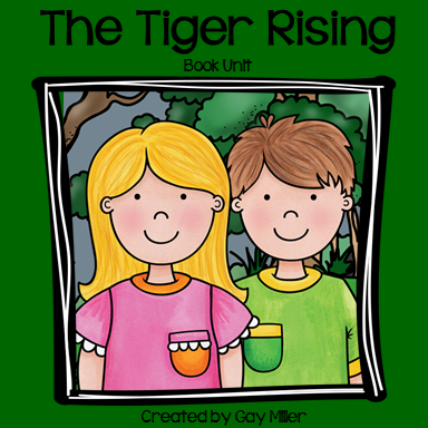 The Tiger Rising Book Unit
