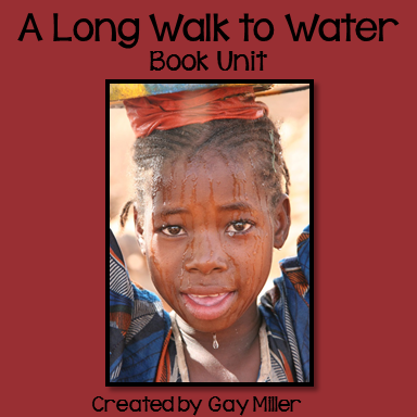A Long Walk to Water Book Unit