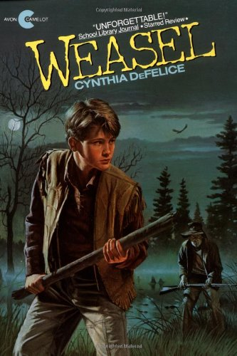 Weasel by Cynthia DeFelice Book Cover