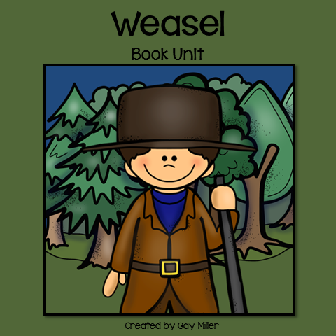 Weasel Book Unit Teaching Ideas
