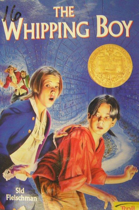 the whipping boy novel study