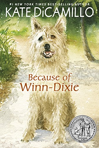 Because of Winn-Dixie by Kate DiCammilo