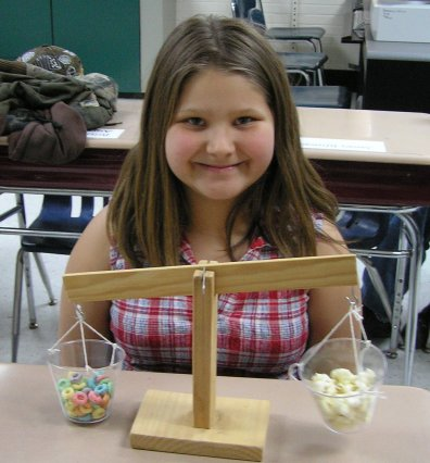 Measuring Mass - Comparing Density