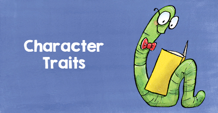 Learn about character traits in literature. Check out several teaching ideas. Download this free activity for students.