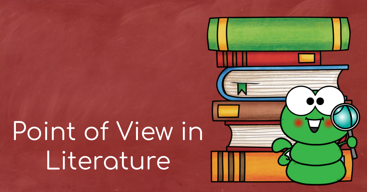 Check out these 6 ways to teach point of view including free downloadable activities.