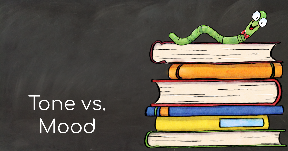 Learn about tone vs mood. Check out several teaching ideas. Download this free activity for students.