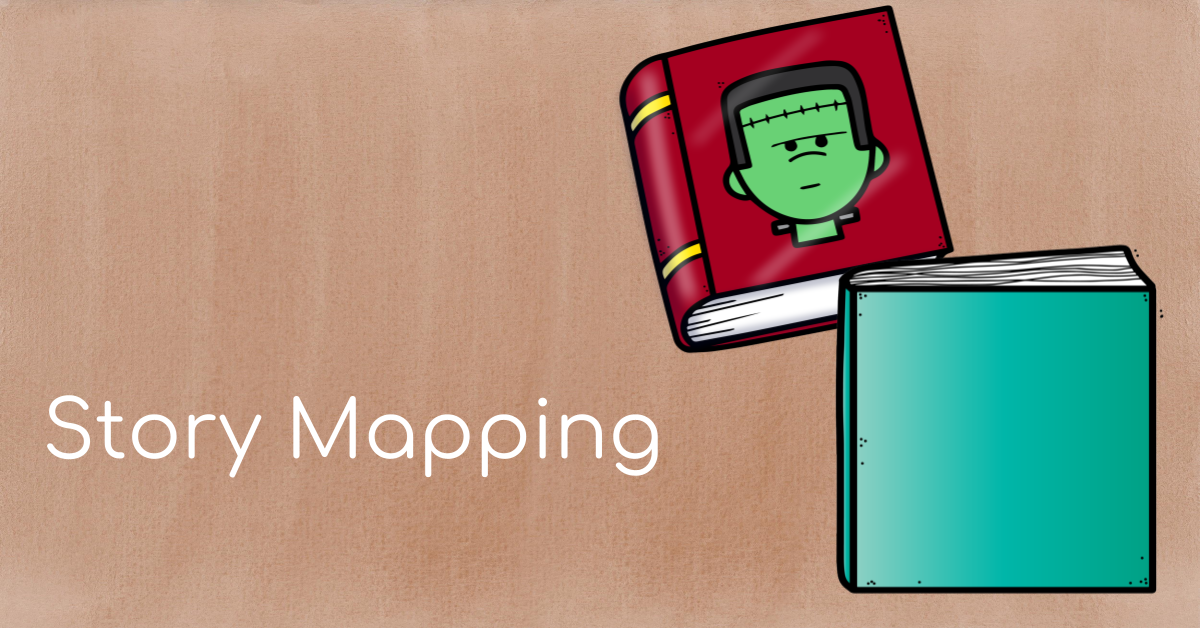 Learn about story mapping. Check out several teaching ideas. Download this free activity for students.