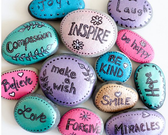Word Rocks - Great Motivation for Test Taking