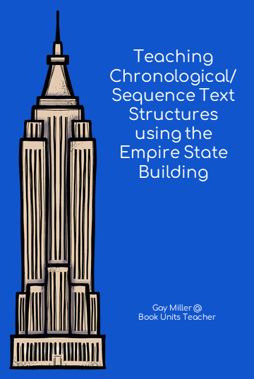 Teaching Squencing using the Empire State Building as an Example