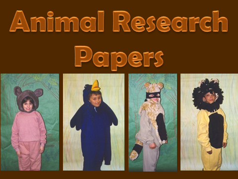 Research Paper Project for Elementary Students