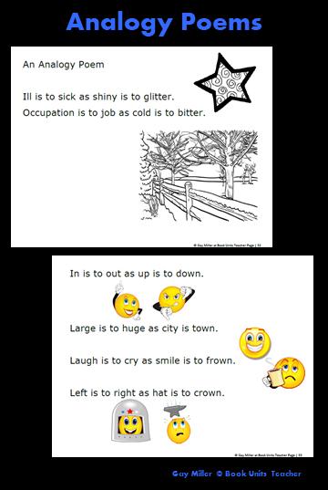 Analogy Poem