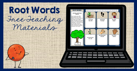 This vocabulary lesson on root words includes a free organizer and digital resource. 4th, 5th, and 6th graders will love these fun activities. This lesson covers the definitions of vit/viv/bio, grad/gress, duc/duct, cur/curs/cours, pon/pose/posit, and man/manu with examples appropriate for upper elementary students.