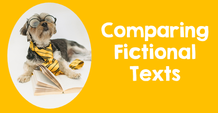 Comparing Two Fictional Texts